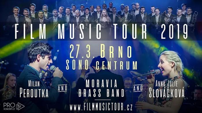 FILM MUSIC TOUR 2019 / Brno