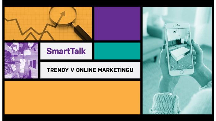 13.02.2019 - Trendy v online marketingu - Přednáška / Brno