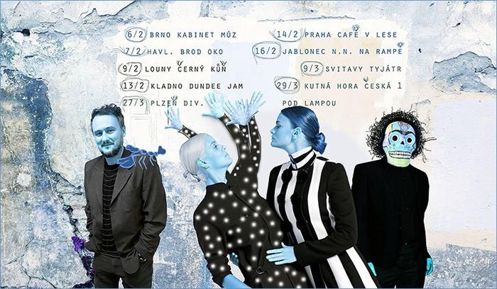 Vladivojna La Chia & 4Trio - Koncert / Brno