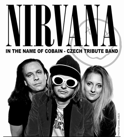 02.03.2019 - Nirvana Tribute - In The Name Of Cobain / Kutná Hora
