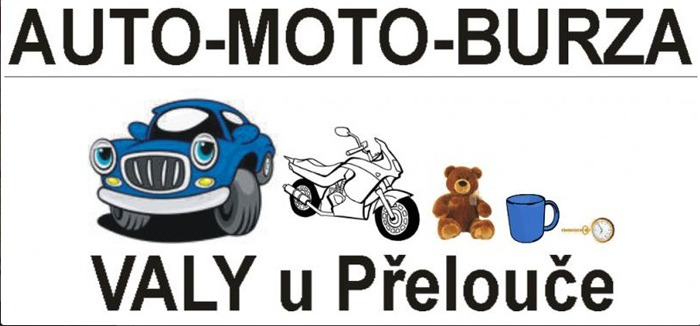 09.06.2019 - AUTO-MOTO BURZA Valy u Přelouče