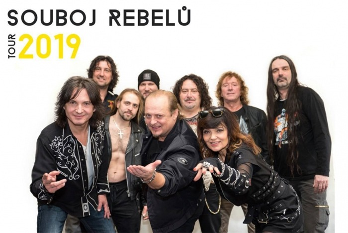 Tublatanka/Citron - Souboj Rebelů Tour / Zábřeh na Moravě