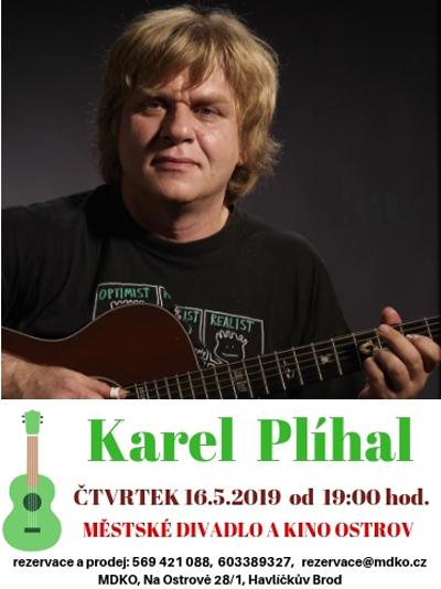 Karel Plíhal - Koncert / Havlíčkův Brod