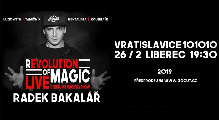 26.02.2019 - Revolution Of Magic - Liberec