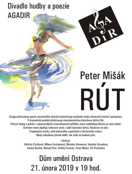 21.03.2019 - Peter Mišák: Rút - Ostrava