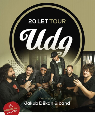 15.03.2019 - UDG - 20 LET TOUR / Čáslav