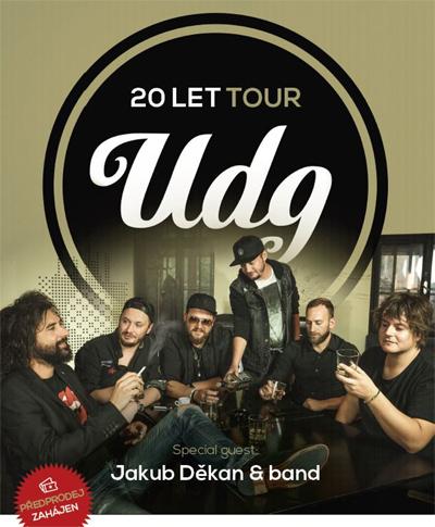 21.03.2019 - UDG - 20 LET TOUR / Brno