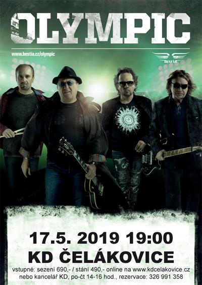 17.05.2019 - OLYMPIC - Koncert / Čelákovice