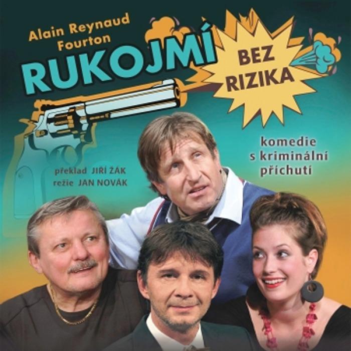 14.04.2019 - Rukojmí bez rizika - Divadlo / Chvaletice