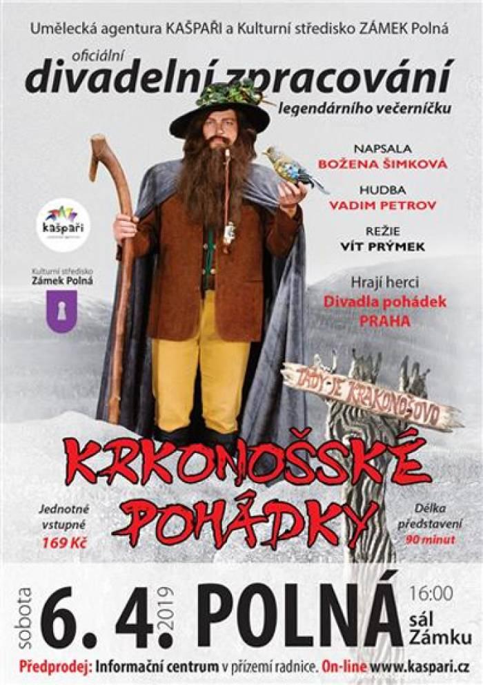 Krkonošské pohádky - Divadlo pro děti / Polná
