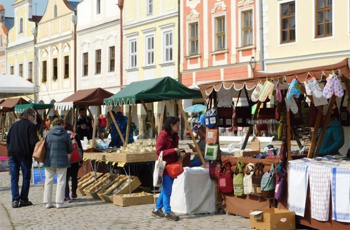 24.08.2019 - Farmářské trhy 2019 - Telč