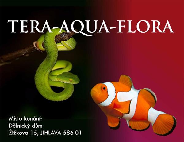 28.09.2019 - TERA - AQUA-FLORA  2019 - Jihlava