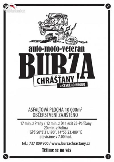 Burza Chrášťany u Českého Brodu