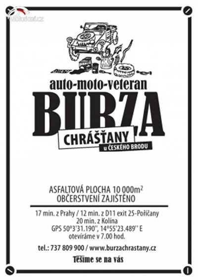 20.10.2019 - Burza Chrášťany u Českého Brodu