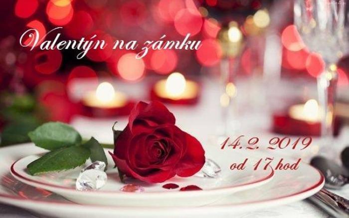 14.02.2019 - Valentýn v zámecké restauraci - Brandýs nad Labem