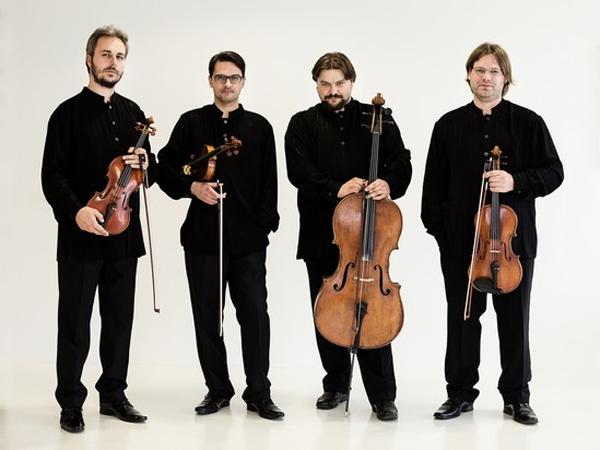 Koncert Graftova kvarteta / Brandýs nad Labem