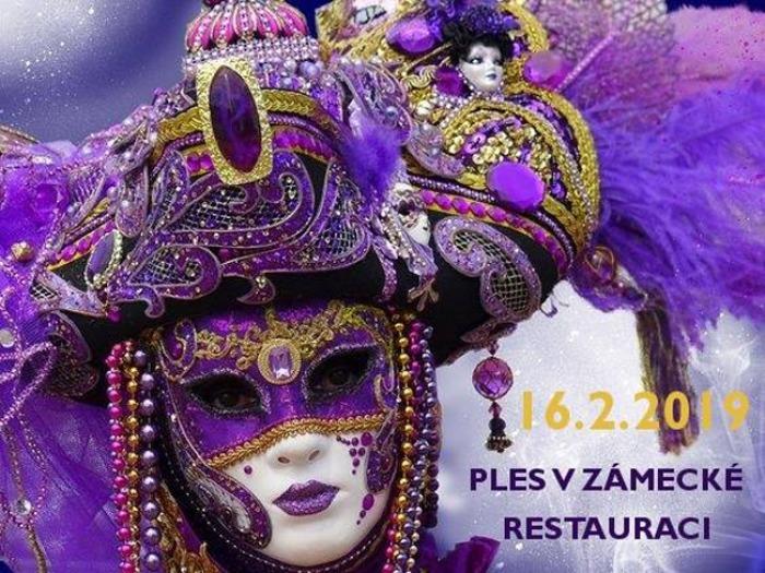 16.02.2019 - Druhý ples Rychty v maskách - Brandýs nad Labem