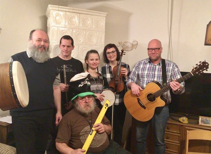 Keltská a irská muzika / Veleň