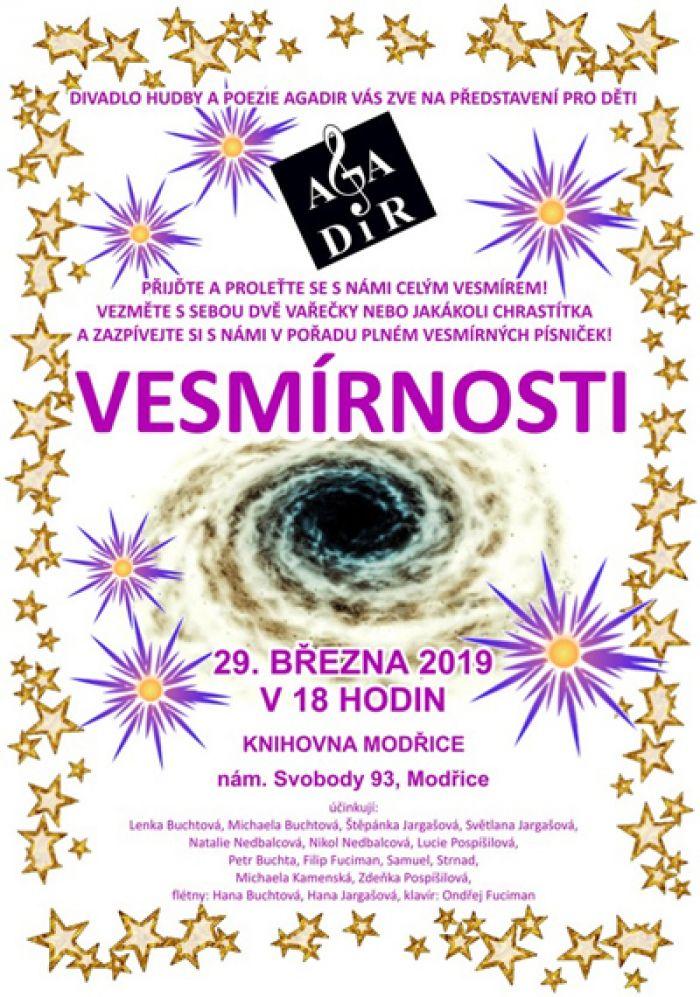 29.03.2019 - Vesmírnosti - Pro děti / Modřice