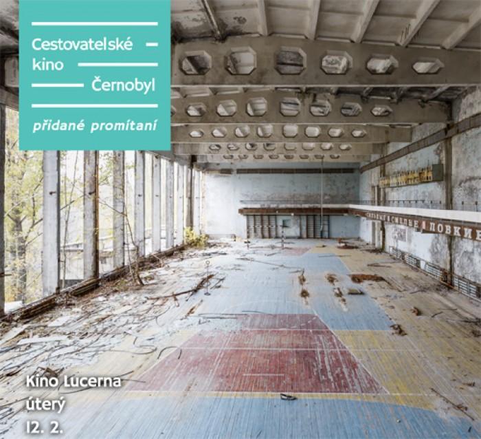 12.02.2019 - Cestovatelské kino: Černobyl / Praha