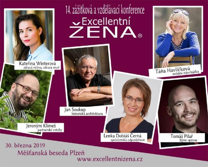 EXCELLENTNÍ ŽENA - Plzeň