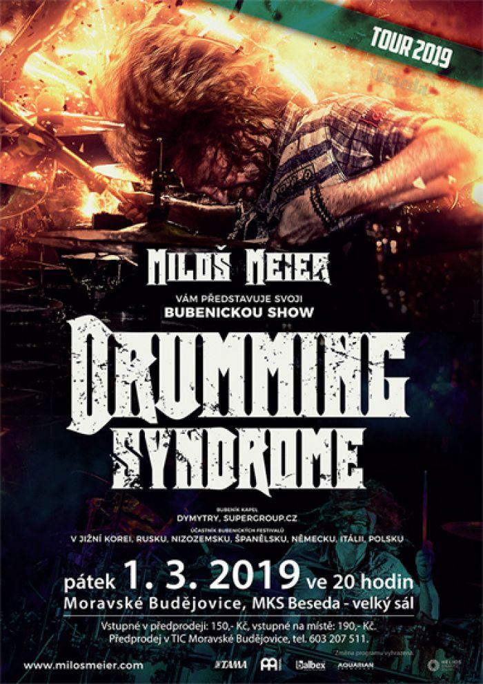 Miloš Meier - Drumming syndrome / Moravské Budějovice