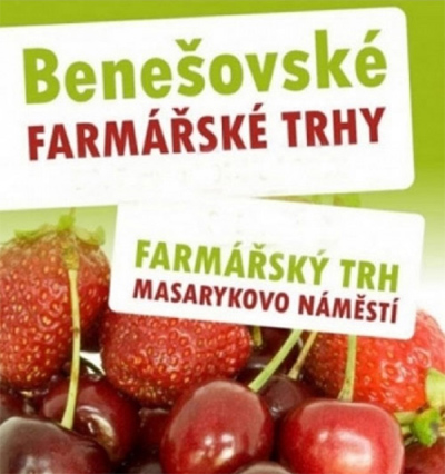 22.06.2019 - FARMÁŘSKÉ TRHY 2019 - Benešov