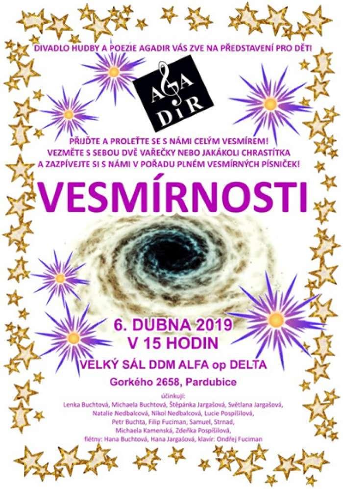 06.04.2019 - Vesmírnosti - Pro děti / Pardubice