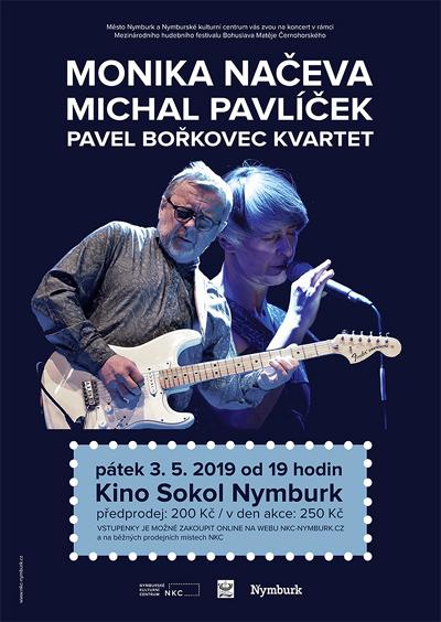 Monika Načeva a Michal Pavlíček / Nymburk