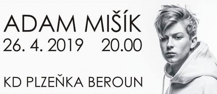 Adam Mišík - Koncert / Beroun