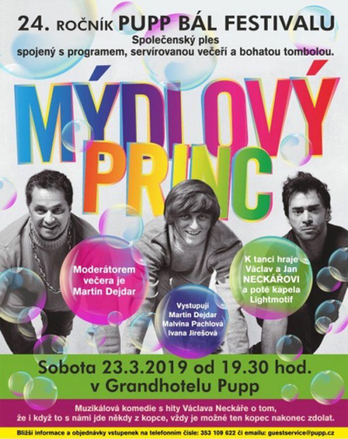 PUPP BÁL FESTIVAL 2019 - Karlovy Vary