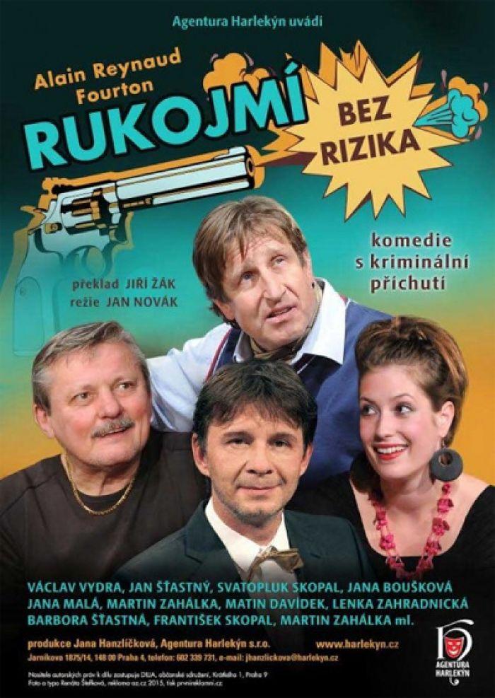 RUKOJMÍ BEZ RIZIKA - Divadlo / Karlovy Vary