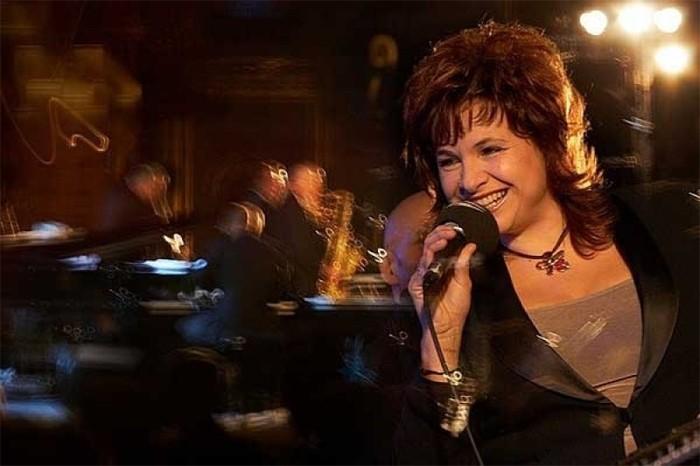 Elena Sonenshine & Jocose Jazz - Koncert / Mělník