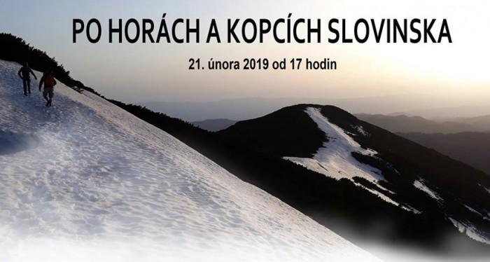 Po horách a kopcích Slovinska - Přednáška / Bělá pod Bezdězem