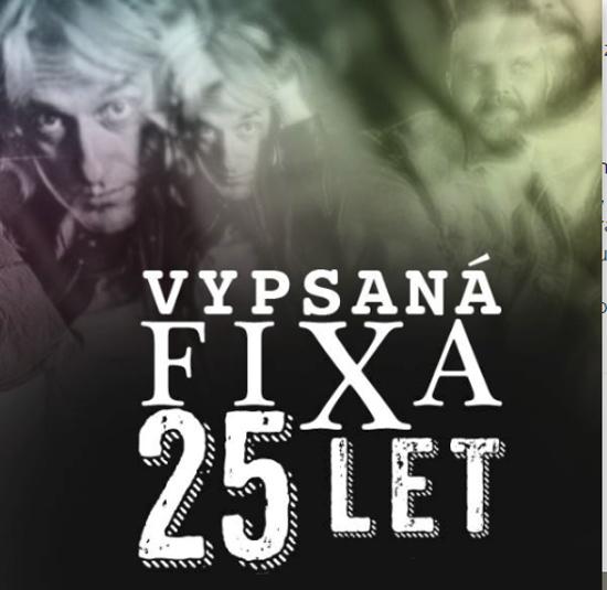 07.10.2019 - Vypsaná FiXa 25 let - Koncert / Pardubice