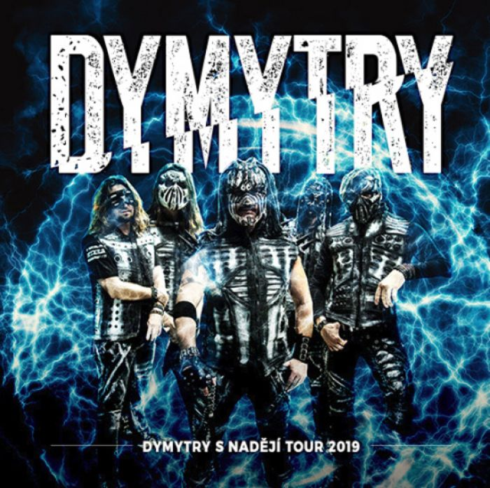 Dymytry - S nadějí tour 2019 / Hluk