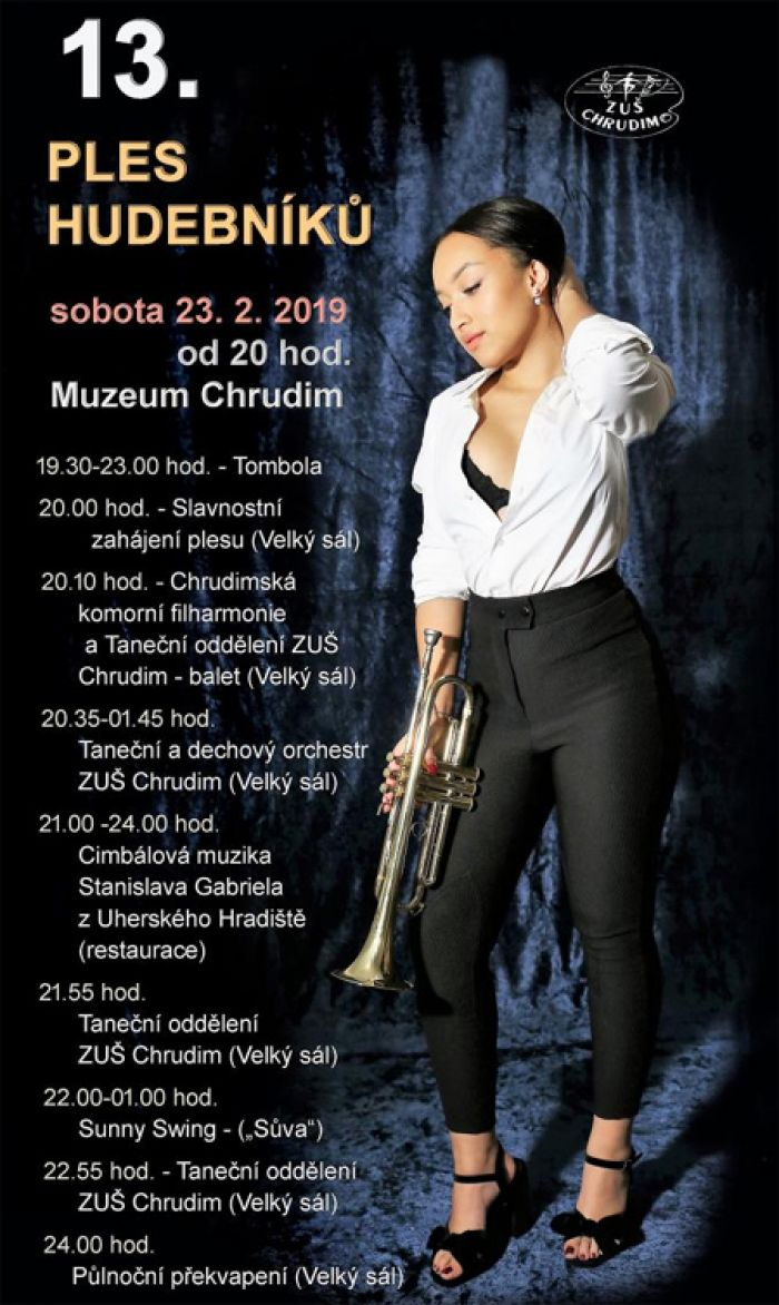 13. ples hudebníků - Chrudim