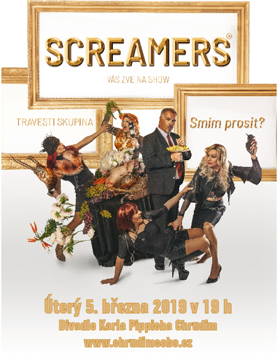 Screamers - Smím prosit? / Chrudim