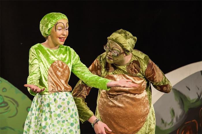 Jak se žáby učily šít - Pro děti / Kladno