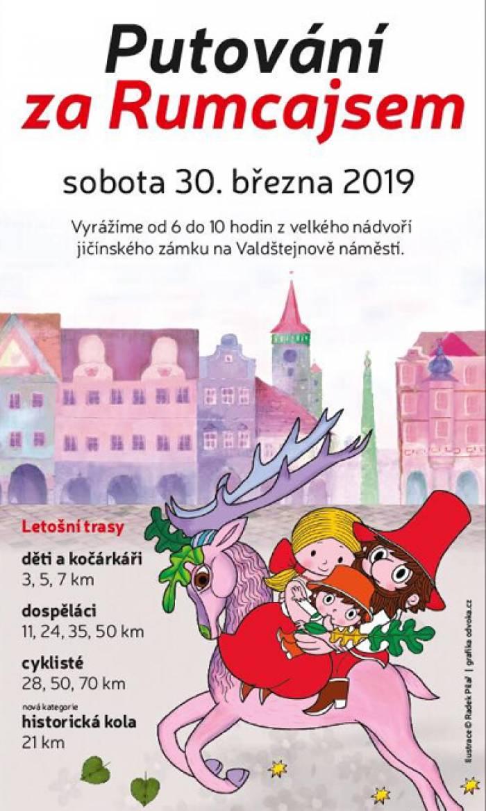 30.03.2019 - Pochod za Rumcajsem - Jičín