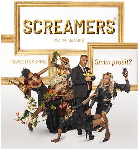 Screamers - Smím prosit? / Praha