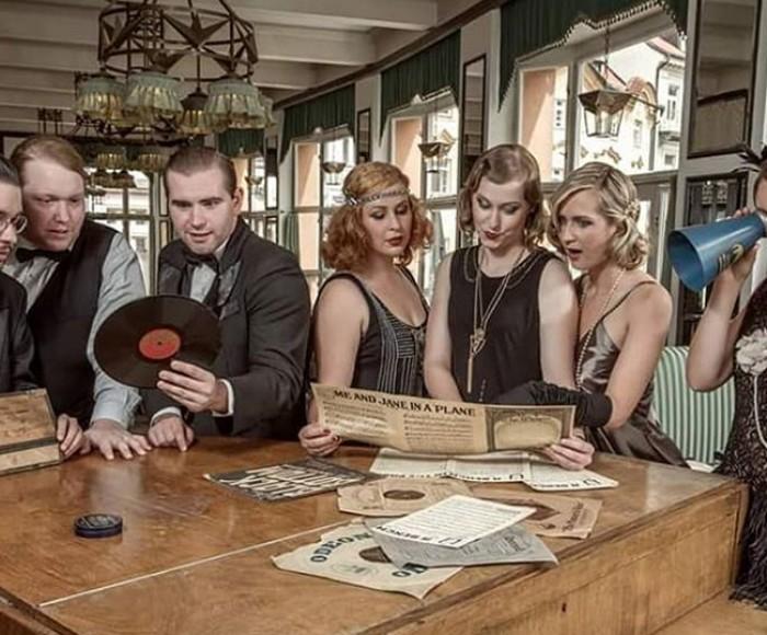 24.04.2019 - Prague Rhythm Kings - Koncert / Mělník