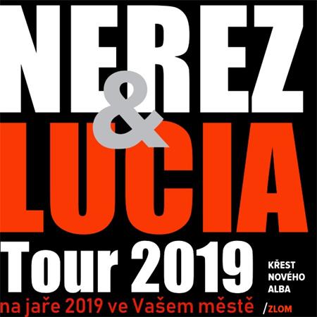 15.03.2019 - NEREZ & LUCIA Tour 2019 - Plzeň