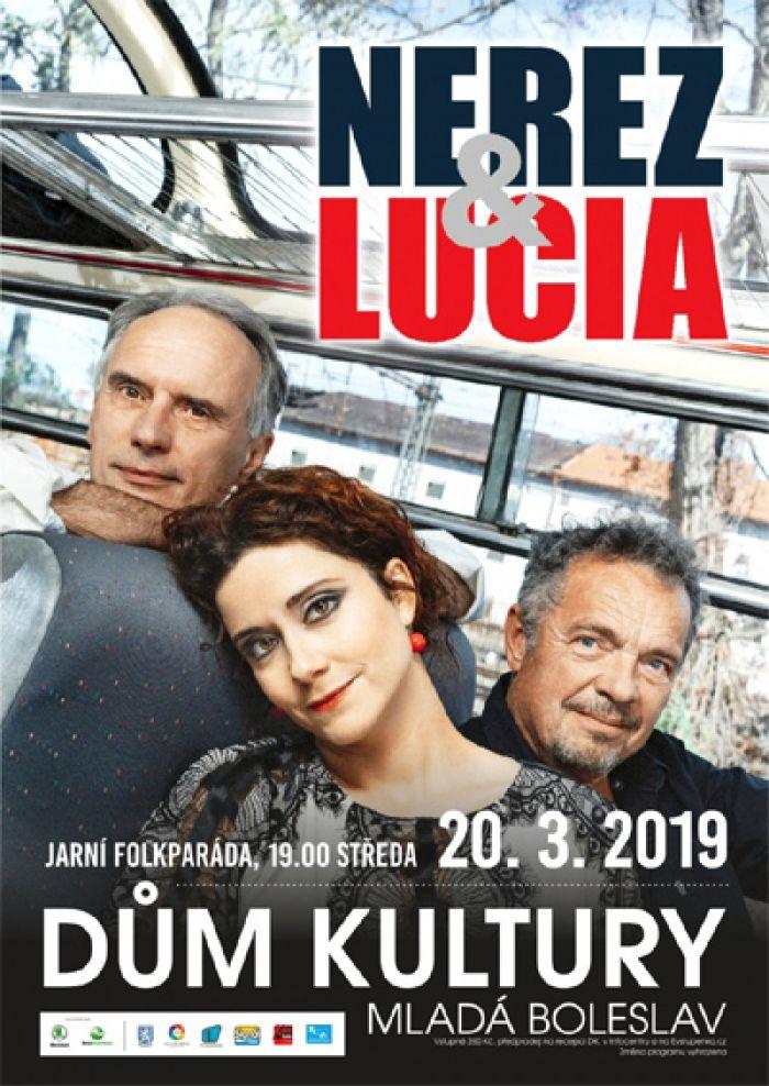 20.03.2019 - NEREZ & LUCIA Tour 2019 - Plzeň