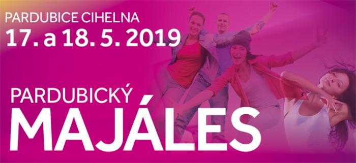 Majáles 2019 - Pardubice