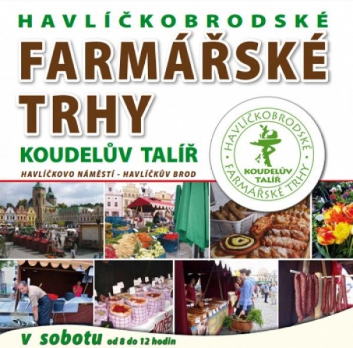 03.08.2019 - Havlíčkobrodské farmářské trhy 2019 - Koudelův talíř