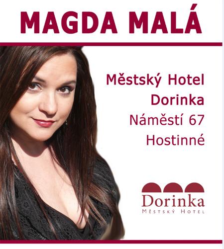 16.03.2019 - Magda Malá - Koncert / Hostinné