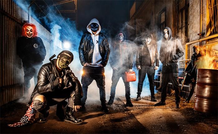 18.04.2019 - MARPO & TroubleGang - Anyrchy tour 2019 / Praha