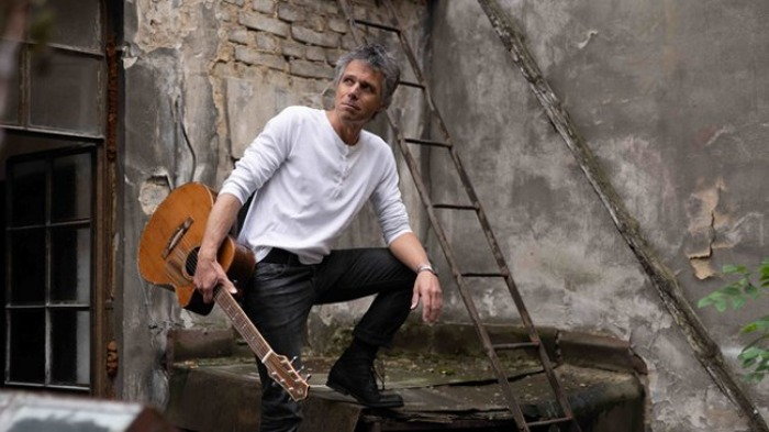 23.04.2019 - Janek Ledecký - Akustické turné 2019 / Slaný