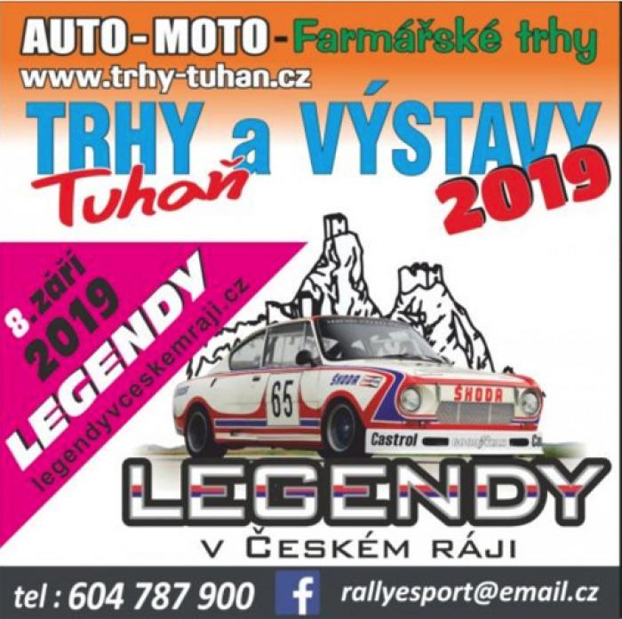 21.04.2019 - Auto - Moto - farmářské trhy / Tuhaň